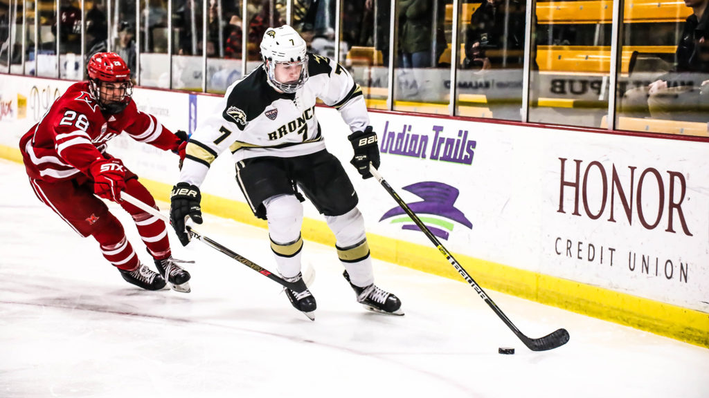 Denver, Omaha each place two players on NCHC All-Rookie Team
