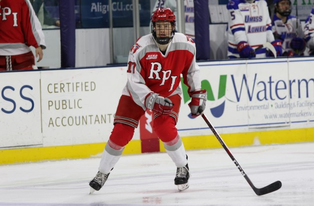 This Week in ECAC Hockey: Rensselaer playing like 'a mature hockey team,' finding ways to close out tough games