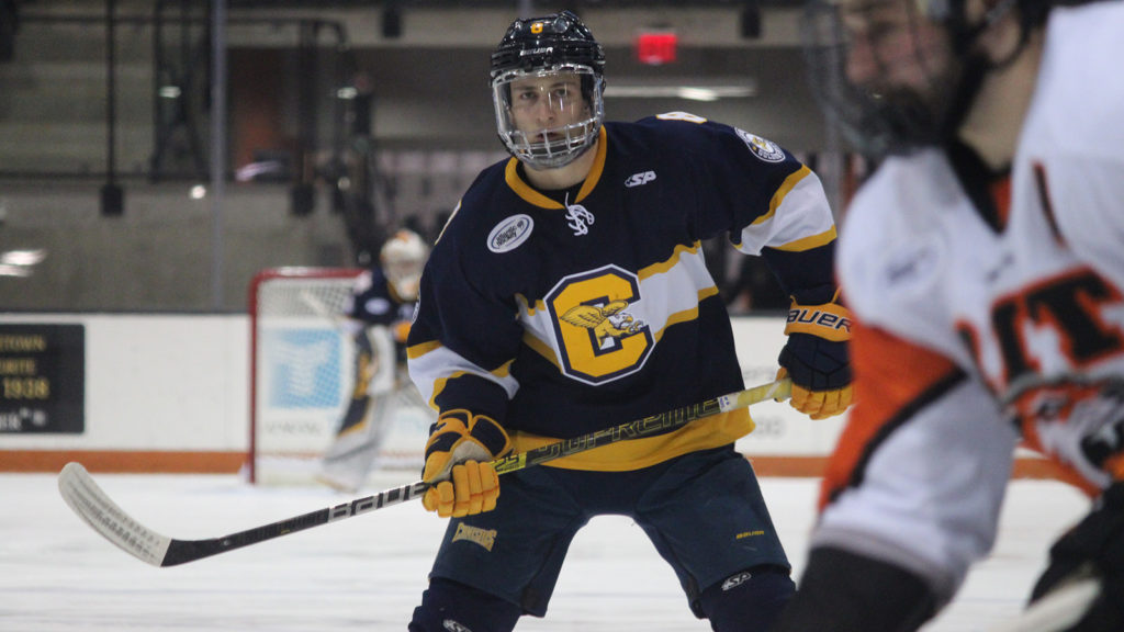 This Week in Atlantic Hockey: Canisius looking to 'put the pedal down all the time' with Bentley on tap to open playoffs