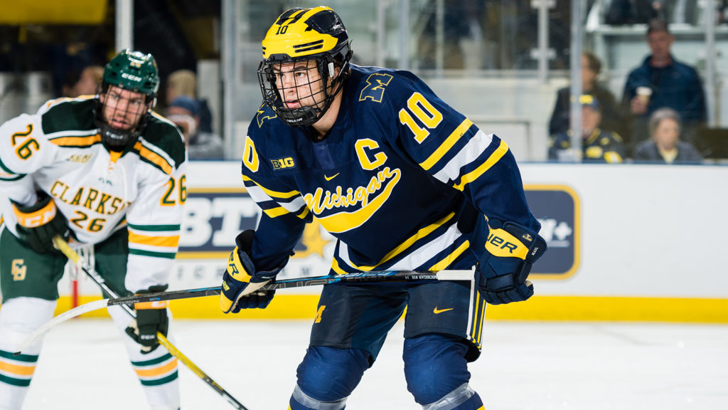 This Week in Big Ten Hockey: In order to beat Ohio State, Michigan knows 'your top players have to be your top players'