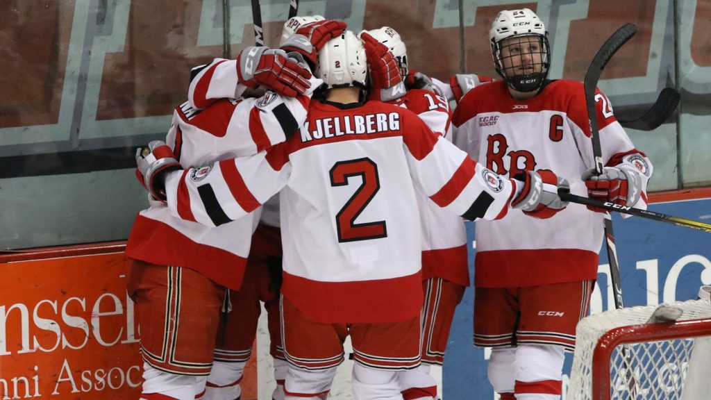 Rensselaer-Harvard ECAC Hockey quarterfinal series to be played with no fans due to coronavirus