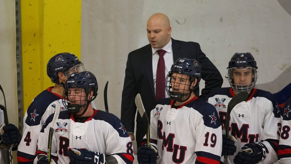 Robert Morris assistant Gershon stays in Pittsburgh, takes head coaching job at Chatham