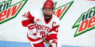 Boston University's Davis chosen first overall as 29 NCAA standouts selected in 2020 NWHL Draft