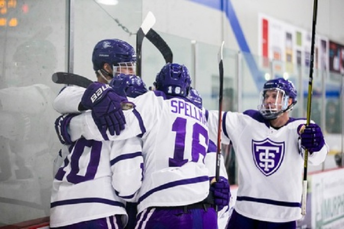 St. Thomas men's team moves to Division I, will join new CCHA for 2021-22 season