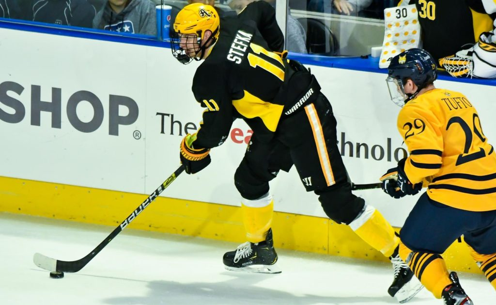 Stefka leaves AIC after two seasons, signs with pro team in native Czech Republic