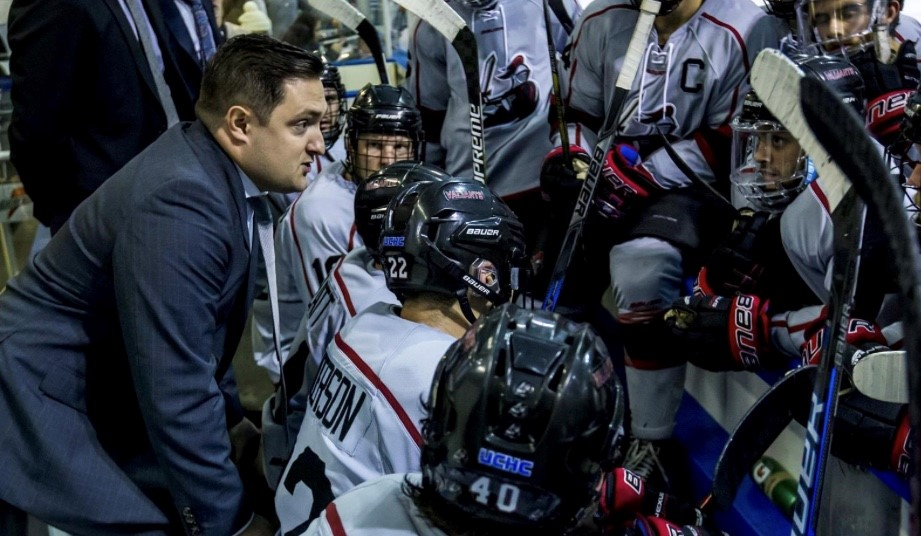 Longtime Manhattanville coach Marshall leaves Valiants for 'new and exciting opportunity'