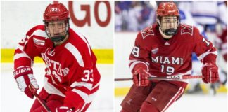 Colorado College adds Blixt (Boston University), Colorado native Hawkinson (Miami) as transfers for 2020-21 season
