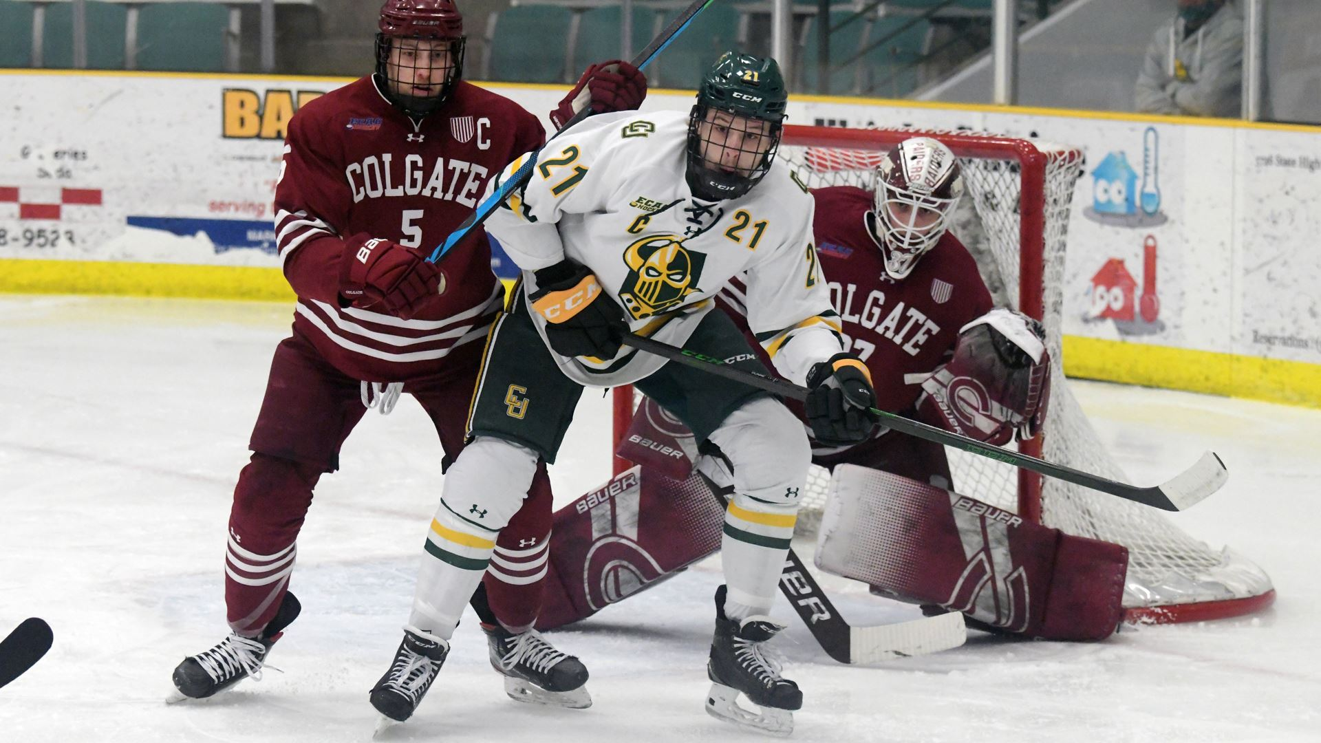 Rankings roundup: How the top 20 NCAA hockey teams fared, Feb. 22-28