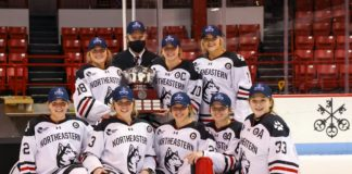 Northeastern Women's Hockey 2021